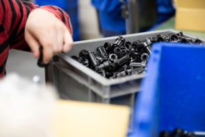 Behindertenwerkstatt Reinsdorf Teile fertigen