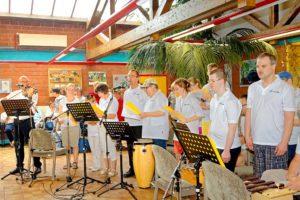 Angebote der Behindertenwerkstatt Musik Ensemble