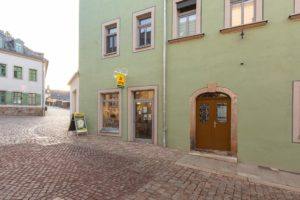 Behindertenwerkstatt Reinsdorf Kerzenladen in Kirchberg