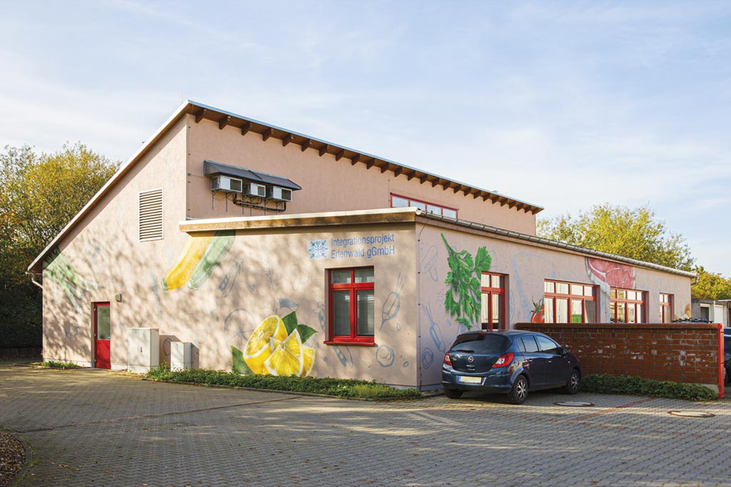 Integrationprojek Erlenwald
